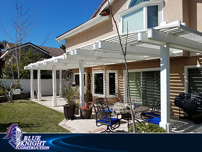 Wood Patio Covers & Pergolas Irvine